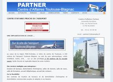 centre affaires toulouse blagnac partner
